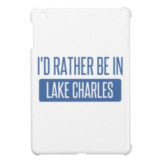 I'd rather be in Lake Charles iPad Mini Case