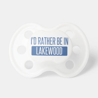 I'd rather be in Lakewood WA Dummy