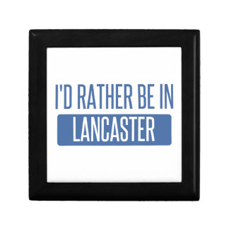 I'd rather be in Lancaster PA Gift Box