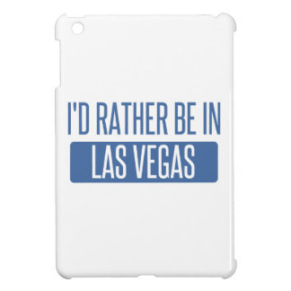 I'd rather be in Las Vegas Case For The iPad Mini