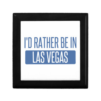 I'd rather be in Las Vegas Gift Box