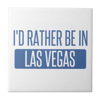 I'd rather be in Las Vegas Tile