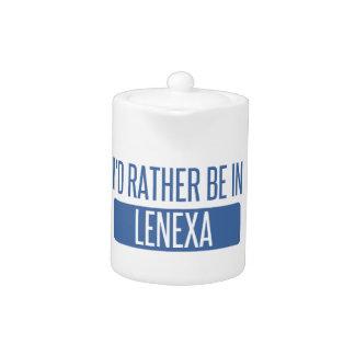 I'd rather be in Lenexa