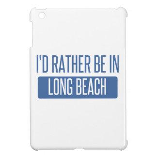 I'd rather be in Long Beach CA iPad Mini Covers