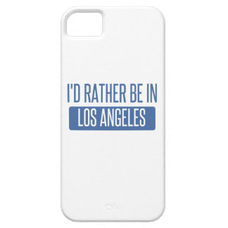 I'd rather be in Los Angeles Case For The iPhone 5