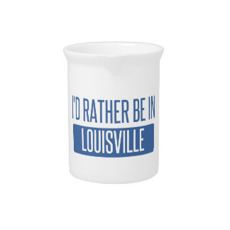 I'd rather be in Louisville Pitcher