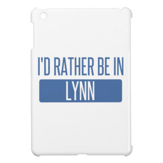 I'd rather be in Lynn Case For The iPad Mini