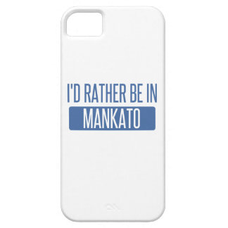 I'd rather be in Mankato iPhone 5 Case