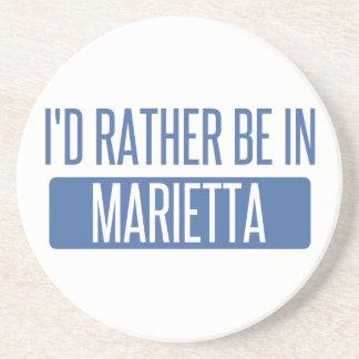 I'd rather be in Marietta Coaster