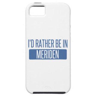 I'd rather be in Meriden iPhone 5 Cases
