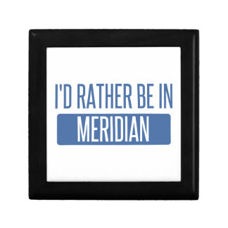 I'd rather be in Meridian ID Gift Box