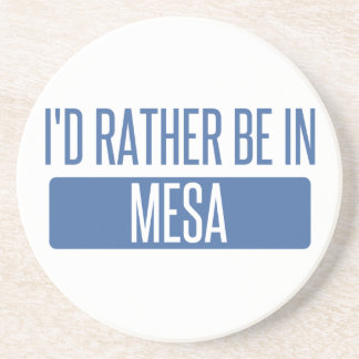 I'd rather be in Mesa Coaster