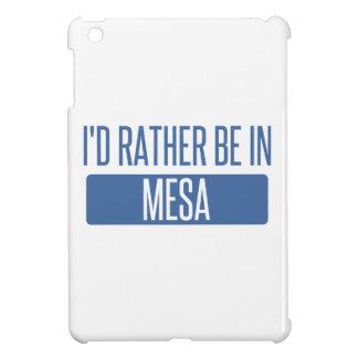 I'd rather be in Mesa iPad Mini Cover
