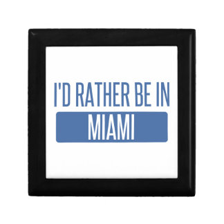 I'd rather be in Miami Gift Box