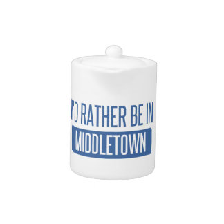 I'd rather be in Middletown CT