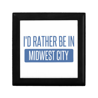 I'd rather be in Midwest City Gift Box
