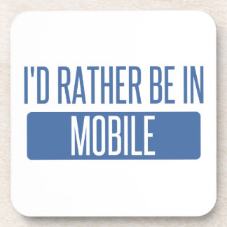 I'd rather be in Mobile Coaster
