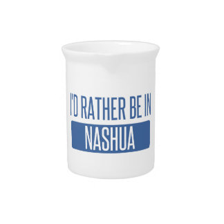 I'd rather be in Nashua Pitcher
