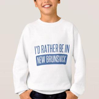 I'd rather be in New Brunswick Sweatshirt