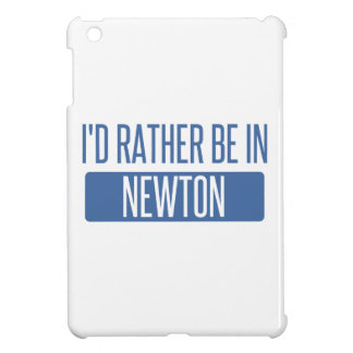 I'd rather be in Newton iPad Mini Cases
