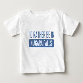 I'd rather be in Niagara Falls Baby T-Shirt