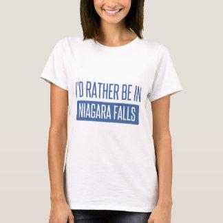 I'd rather be in Niagara Falls T-Shirt