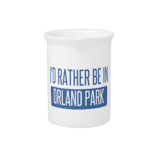 I'd rather be in Orland Park Pitcher