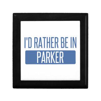 I'd rather be in Parker Gift Box