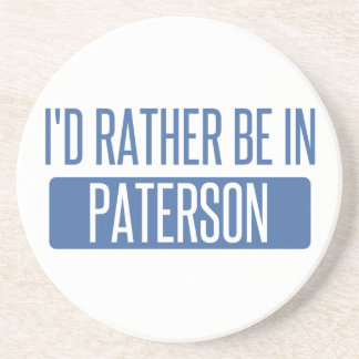 I'd rather be in Paterson Coasters