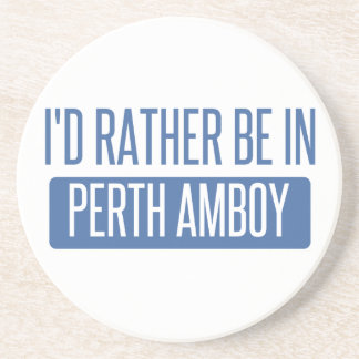 I'd rather be in Perth Amboy Coaster
