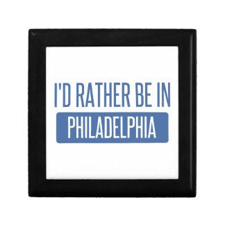 I'd rather be in Philadelphia Gift Box