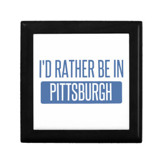 I'd rather be in Pittsburgh Gift Box