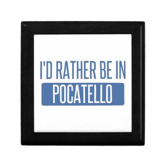 I'd rather be in Pocatello Gift Box