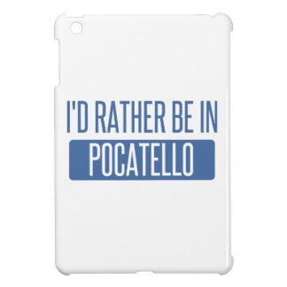 I'd rather be in Pocatello iPad Mini Covers