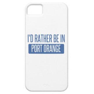I'd rather be in Port Orange iPhone 5 Cases