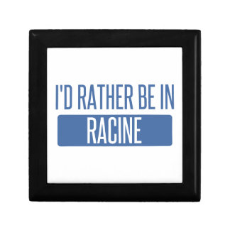 I'd rather be in Racine Gift Box