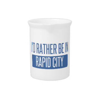 I'd rather be in Rapid City Pitcher