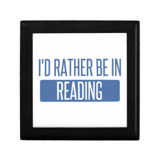 I'd rather be in Reading Gift Box