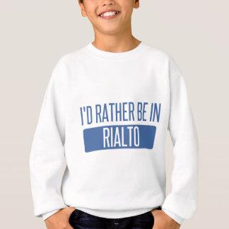 I'd rather be in Richardson Sweatshirt