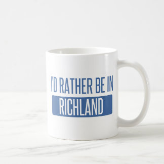 I'd rather be in Richmond CA Coffee Mug