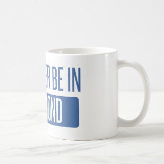 I'd rather be in Richmond IN Coffee Mug