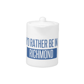 I'd rather be in Richmond VA