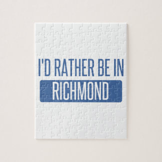 I'd rather be in Rio Rancho Jigsaw Puzzle