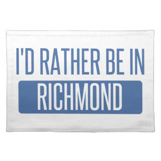 I'd rather be in Rio Rancho Placemat