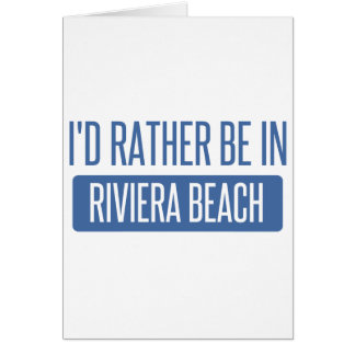 I'd rather be in Roanoke Card