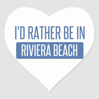 I'd rather be in Roanoke Heart Sticker