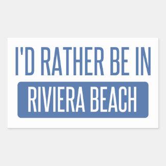 I'd rather be in Roanoke Rectangular Sticker