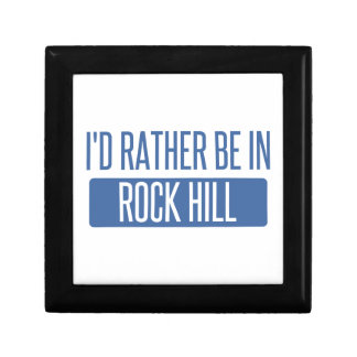 I'd rather be in Rock Island Gift Box