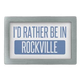 I'd rather be in Rockville Belt Buckles