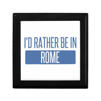 I'd rather be in Rome Gift Box